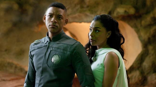 After Earth Will Smith Sophie Okonedo - H 2013