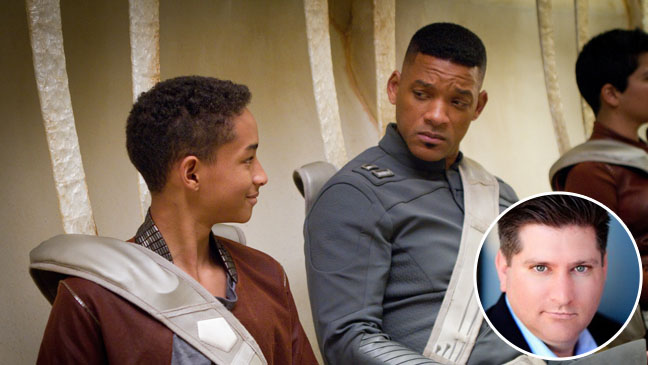 After Earth Marc Headley - H 2013