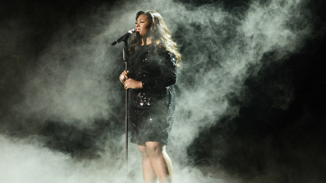 American Idol Candice Performing - H 2013
