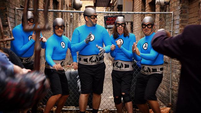 Aquabats Super Show - H 2013