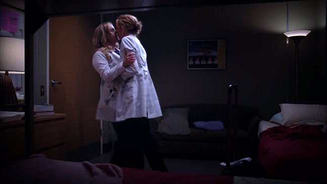 Arizona Cheats Grey's Anatomy - H 2013