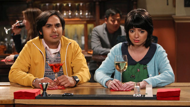 The Big Bang Theory Love Spell Potential Nayyer Micucci - H 2013