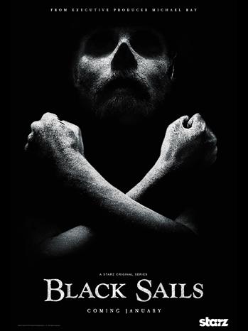 Black Sails Key Art - P 2013