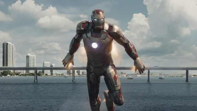 Iron Man 3 VFX H