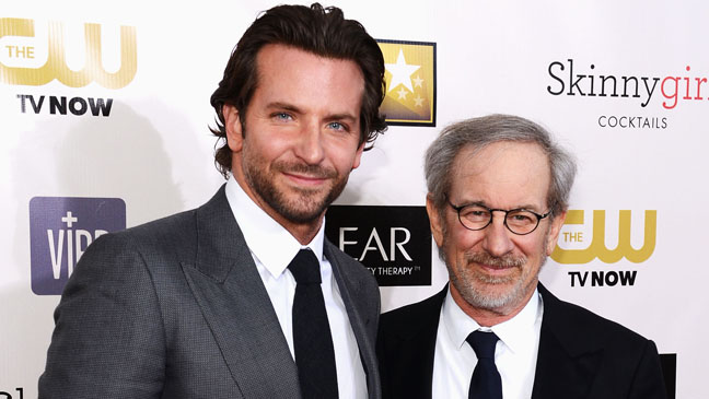 Bradley Cooper Stephen Spielberg - H 2013