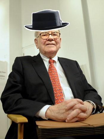 Buffett as Heisenberg - P 2013