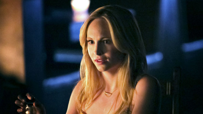 Candice Accola The Vampire Diaries - H 2013