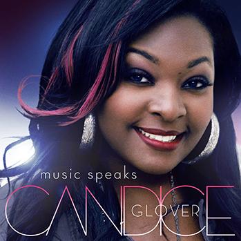 Candice Glover album cover P