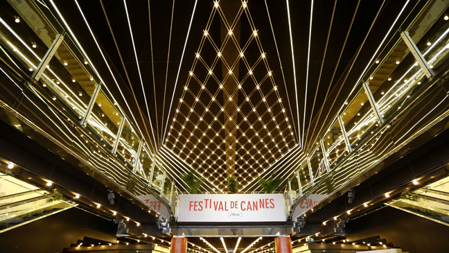 Cannes Generic Art Theater Lights - H 2013