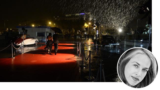 Cannes Rain Sharon Swart Inset 3- H 2013