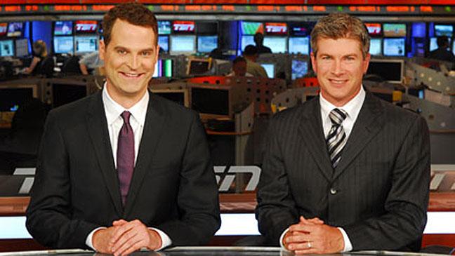 Canadian Sportcasters Jay Onrait Dan O Toole Headed Stateside Hollywood Reporter