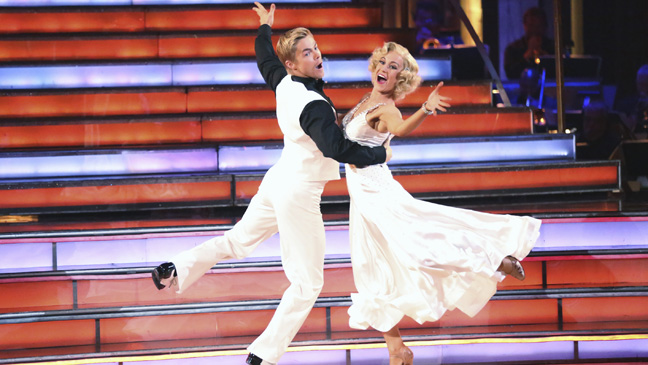 Dancing with The Stars Hough Pickler - H 2013