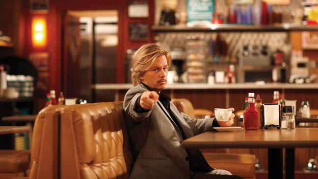 David Spade Rules of Engagement - H 2013