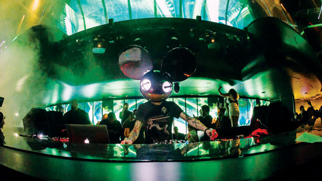 48 Hours Vegas Deadmau5 - H 2013
