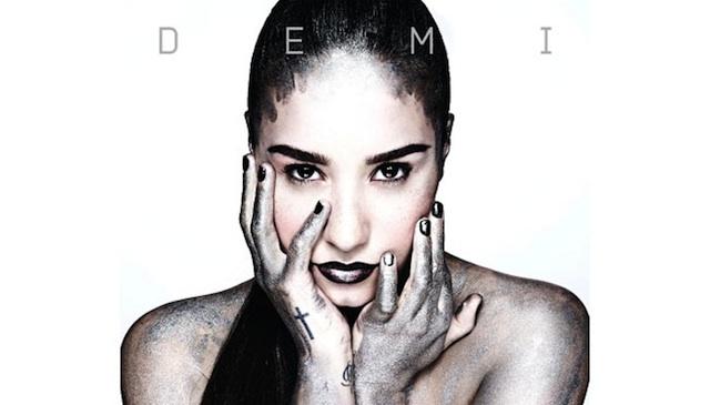 Demi Lovato Album Cover H 2013