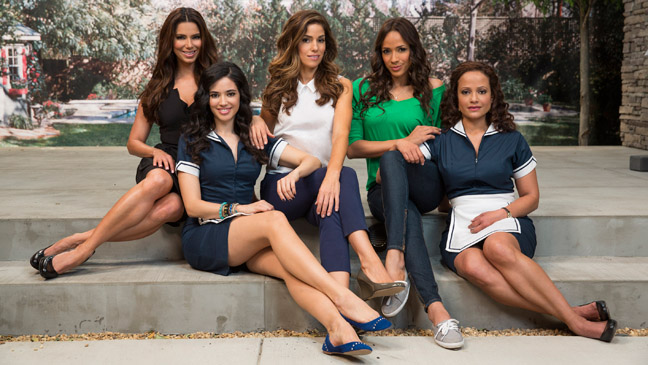 Devious Maids Key Art Group - H 2013