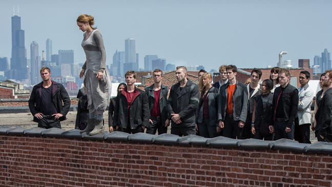 Divergent Woodley on Ledge - H 2013