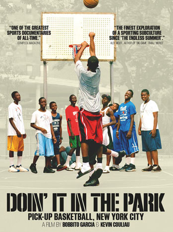 Doin It in the Park: Pickup Basketball - P 2013