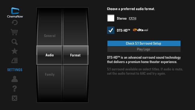 DTS Cinema Now Screen - H 2013