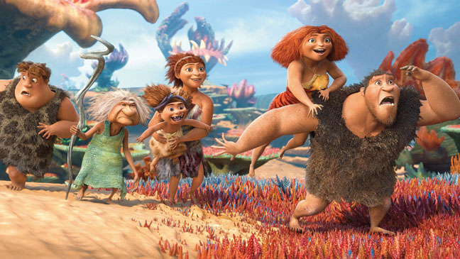 Emerging Markets The Croods - H 2013
