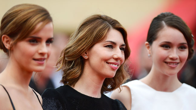 Emma Watson, Sofia Coppola, Katie Chang