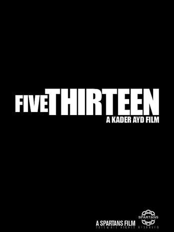 Five Thirteen Poster Art - P 2013