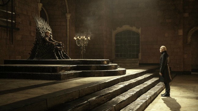 Game of Thrones Joffrey Tywin - H 2013