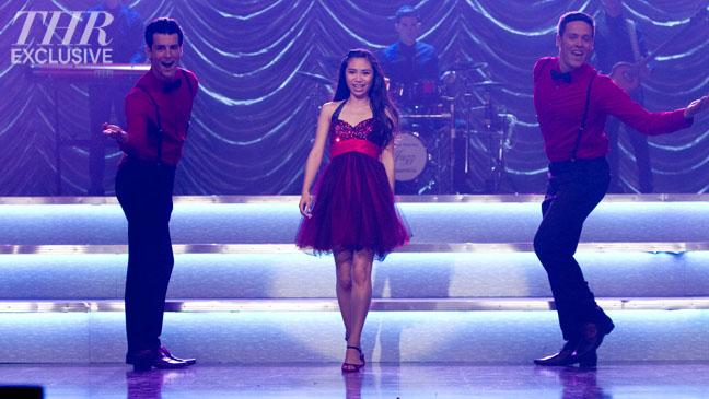 Glee Jessica Sanchez Finale Episodic EXCLUSIVE 2 - H 2013