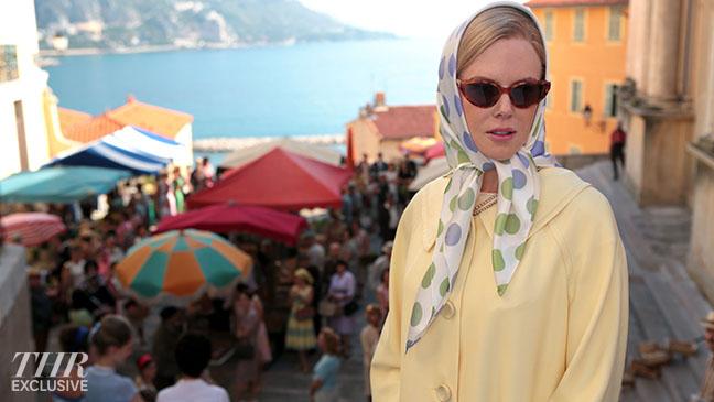 Nicole Kidman Grace Monaco Sunglasses - H 2013