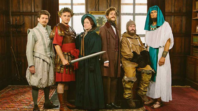 Horrible Histories Cast BBC - H 2013