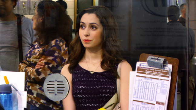 How I Met Your Mother Something New Milioti - H 2013