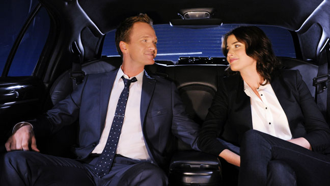 How I Met Your Mother Something New Smulders Harris - H 2013