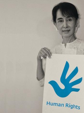 Aung San Suu Kyi P