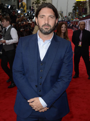 Iron Man 3 Writer Drew Pearce - P 2013