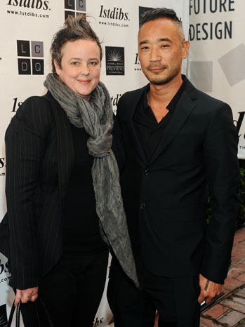 Jane Hallworth and Cliff Fong - P 2013