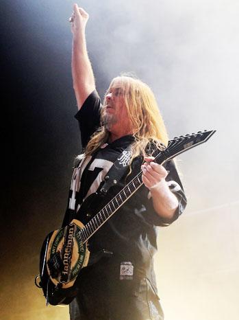 Jeff Hanneman - P 2013