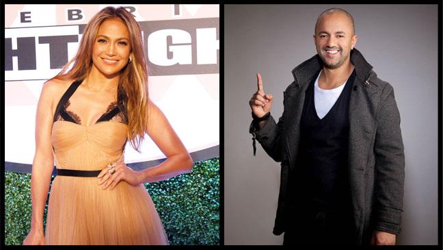 Jennifer Lopez RedOne Split - H 2013