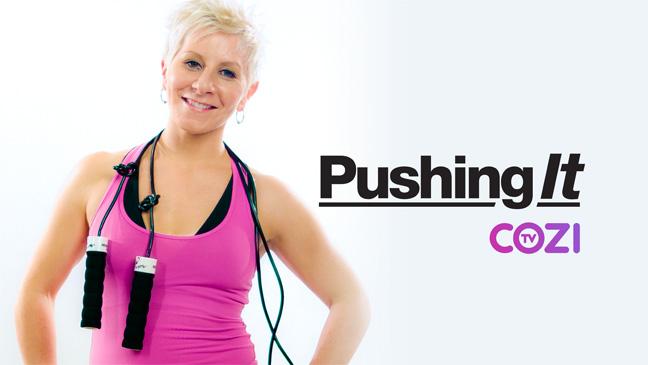 Jenny Skoog - Pushing It - Cozi TV - H 2013