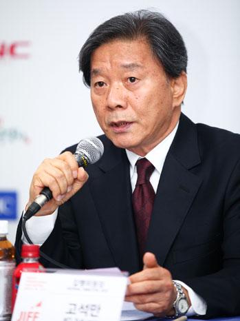 Ko Suk-man Jeonju International Film Festival - P 2013