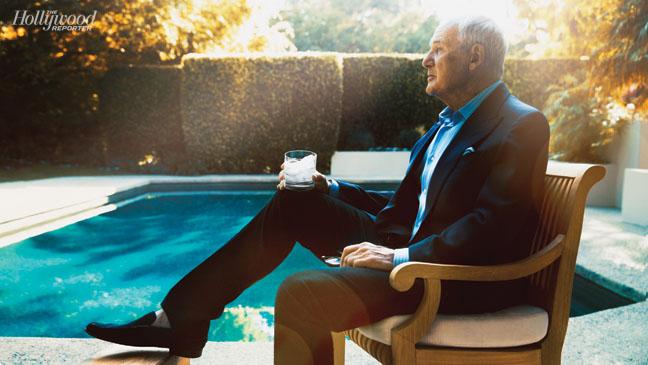 Jerry Weintraub Portrait - H 2013