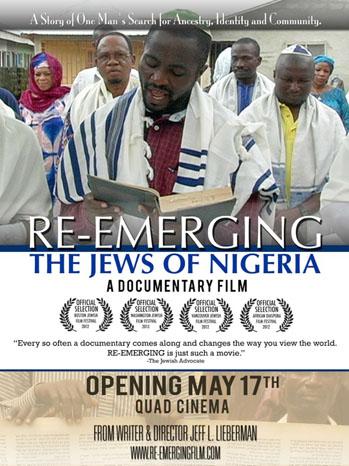 Jews of Nigeria Poster Art - P 2013