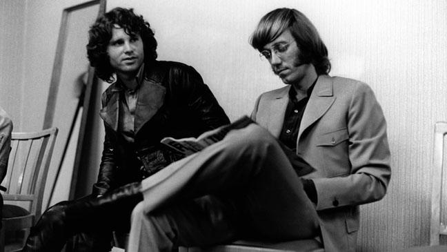 Jim Morrison Ray Manzarek - H 2013