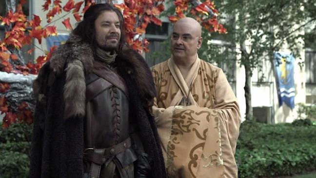 Jimmy Fallon Game of Thrones Parody - H 2013