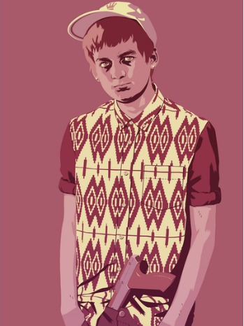 Joffrey Goes 90s Parody - P 2013