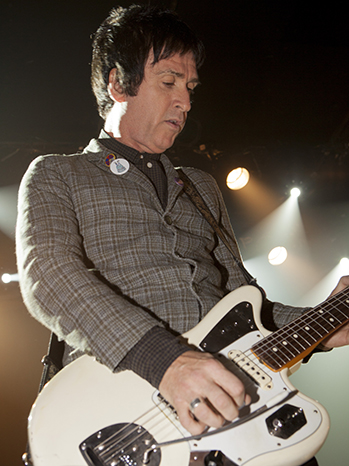 Johnny Marr live 2013 P
