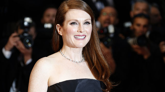 Julianne Moore Cannes Close Up - H 2013