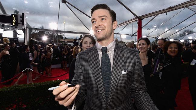 Justin Timberlake Horizontal - H 2013
