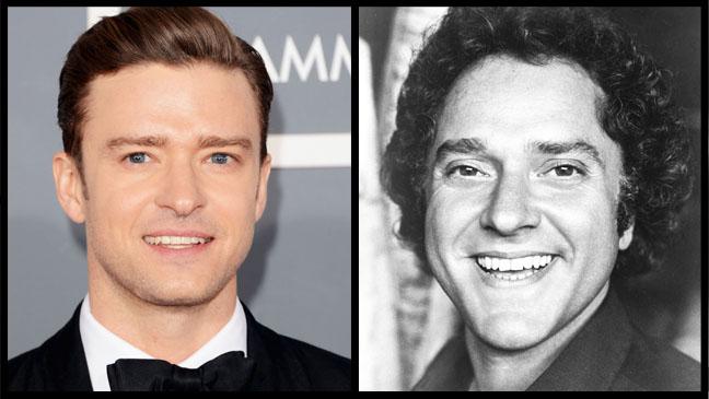Justin Timberlake Neil Bogart Split - H 2013