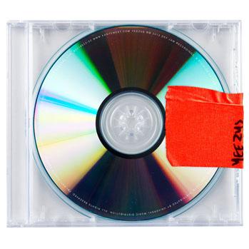 Kanye West Album Art - P 2013
