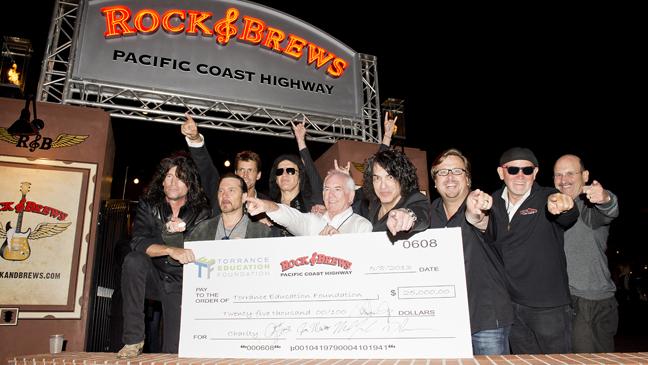 Kiss Rock Brews 2013 L
